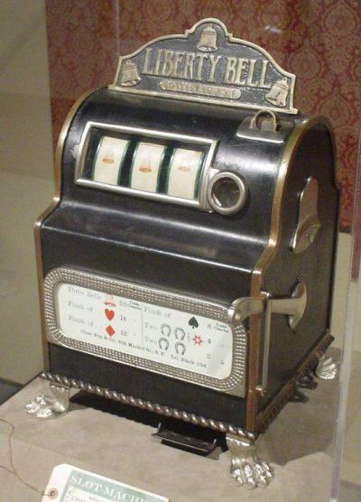 Liberty Bell slotmachine