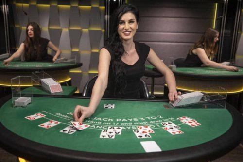 Online Blackjack Live